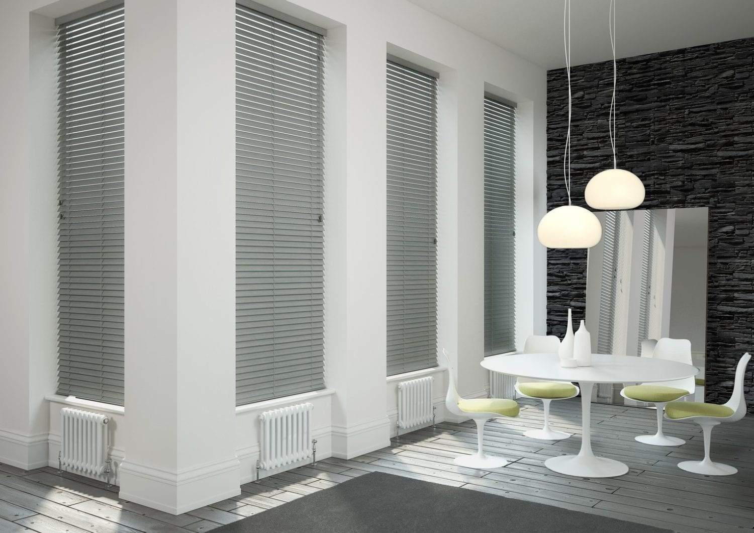 Faux Wood Venetian Blinds Bolton, Wigan & Chorley
