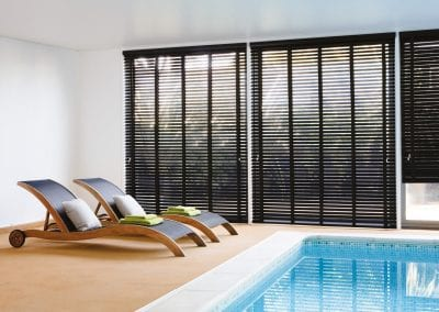 Wooden Venetian Blinds Bolton