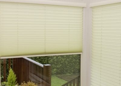 Pleated Blinds North West