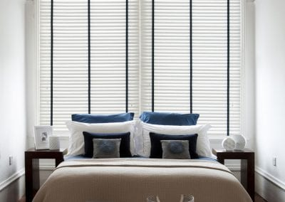 Domestic Wooden Venetian Blinds