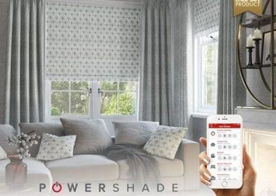 powershade motorised blinds bolton