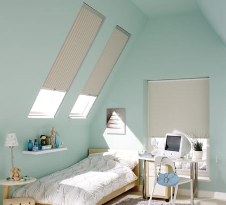 Skylight Blinds in Bolton, Wigan & Chorley