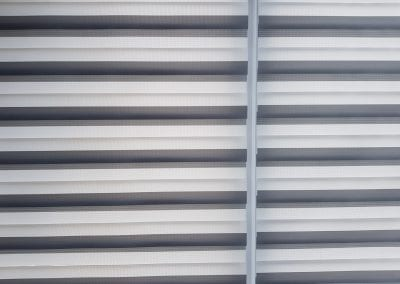 Vision Blinds Closed Stripe