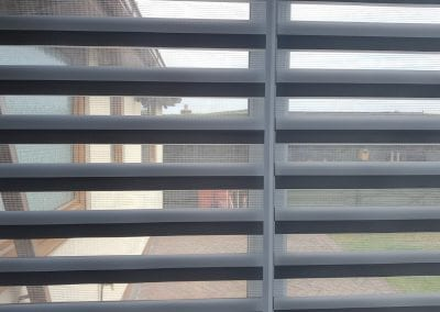 Vision Blinds Open Stripe